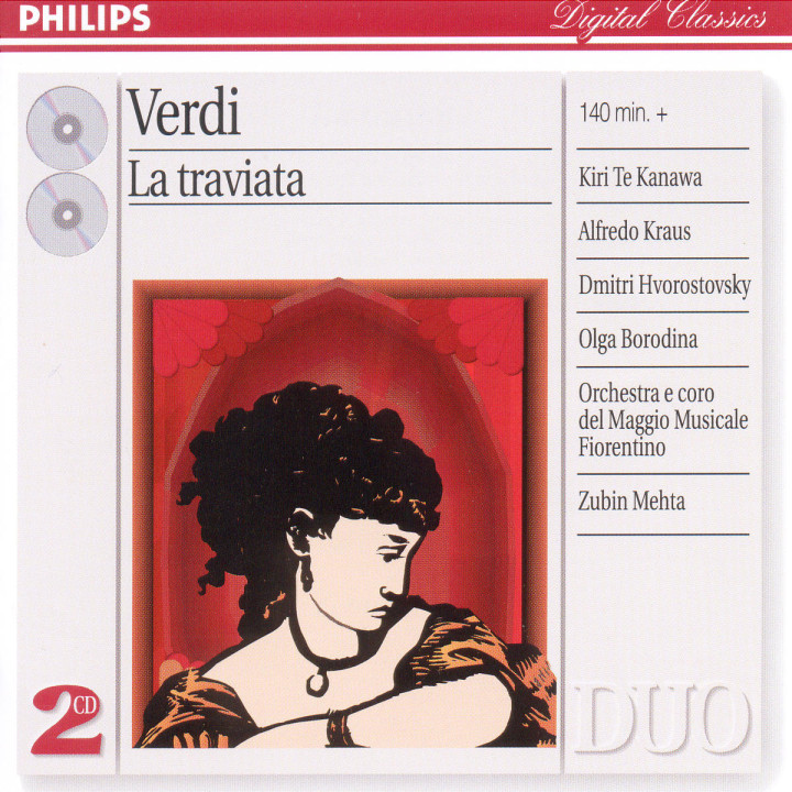 Verdi: La Traviata 0028946498220