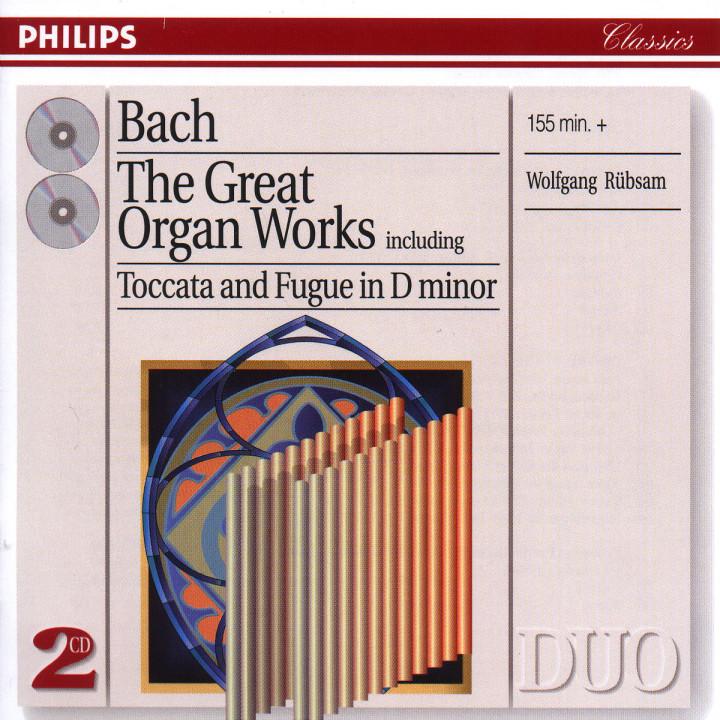 Die großen Orgelwerke 0028946498828