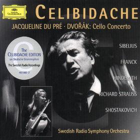 Antonín Dvorák, Cellokonzert in h-moll; Sinfonie in D-dur; Sinfonie Mathis der Maler; Don Juan, 00028946906927