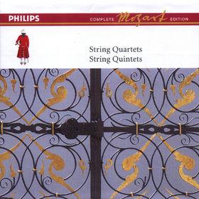 Wolfgang Amadeus Mozart, Mozart: Complete Edition Box 7: String Quartets, Quintets (11 CDs), 00028946483022