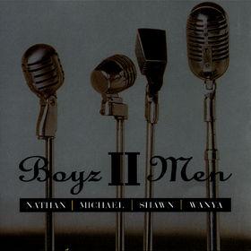 Boyz II Men, Nathan/Michael/Shawn/Wanya, 00601215928129
