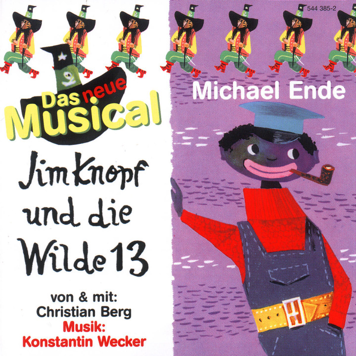 Jim Knopf Und Die Wilde 13 - Musical 0731454438524