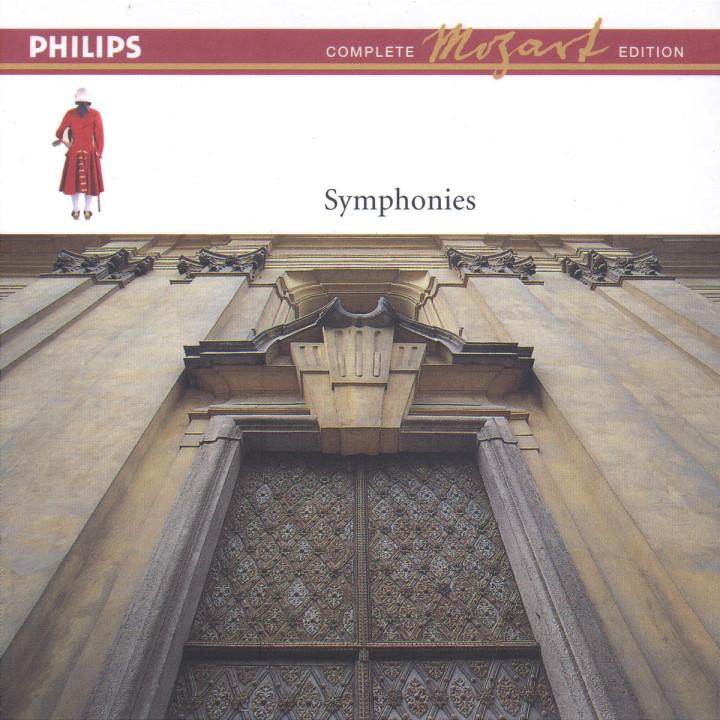 Sinfonien (Vol. 1) 0028946477027