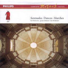 Wolfgang Amadeus Mozart, Serenaden, Tänze, Märsche (Vol. 2), 00028946478028