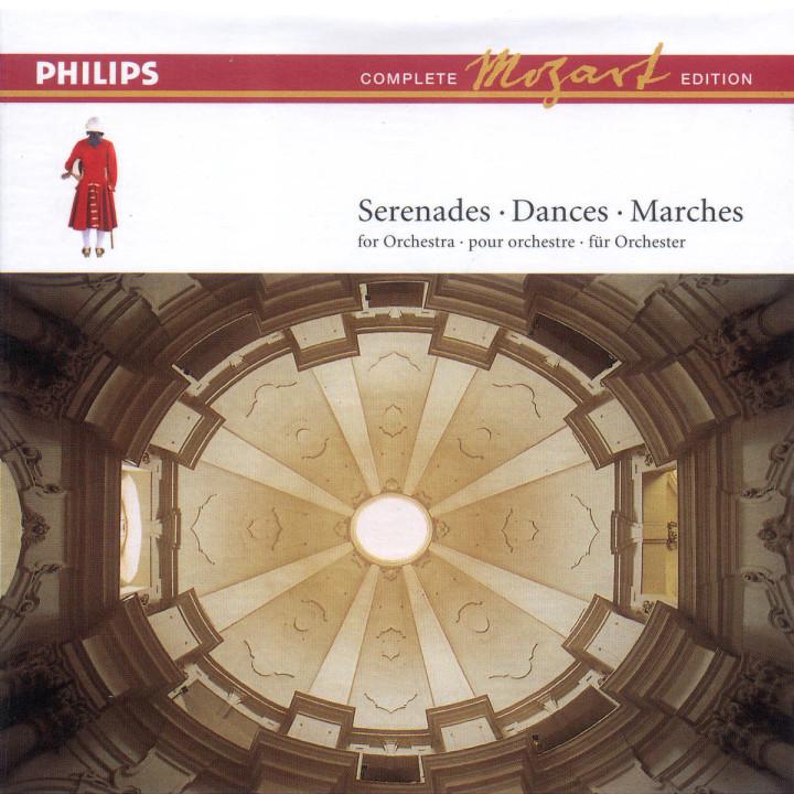 Serenaden; Tänze; Märsche (Vol. 2) 0028946478028