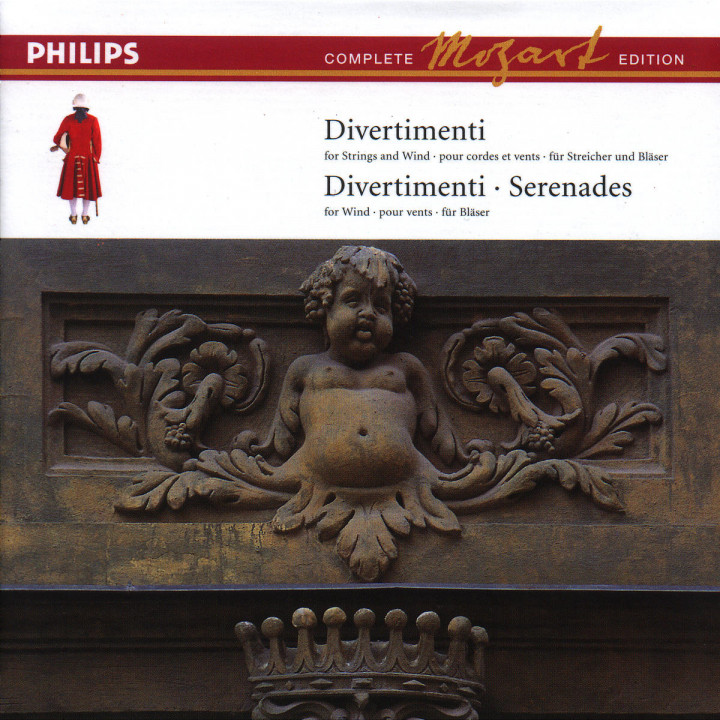 Divertimenti; Serenaden (Vol. 3) 0028946479029