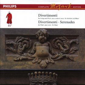 Wolfgang Amadeus Mozart, Divertimenti, Serenaden (Vol. 3), 00028946479025