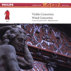Violinkonzerte, Bläserkonzerte (Vol. 5), 00028946481028