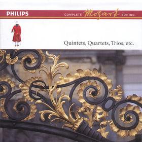 Wolfgang Amadeus Mozart, Mozart: Complete Edition Box 6: Quintets, Quartets etc, 00028946482025
