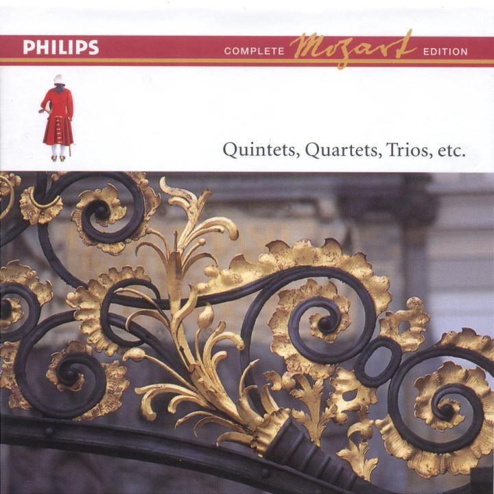 Mozart: Complete Edition Box 6: Quintets, Quartets etc 0028946482025