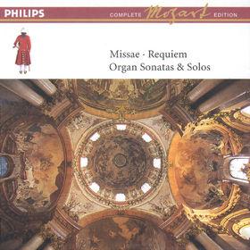 Missae, Requiem, Kirchensonaten, Orgelwerke (Vol. 10), 00028946486023