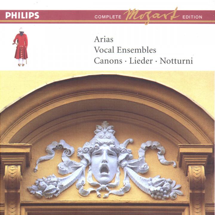 Konzertarien; Vokalensensembles; Kanons (Vol. 12) 0028946488021