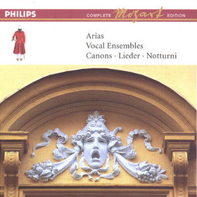 Konzertarien, Vokalensensembles, Kanons (Vol. 12), 00028946488027