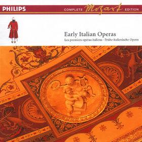 Wolfgang Amadeus Mozart, Frühe italienische Opern (Vol. 13), 00028946489024