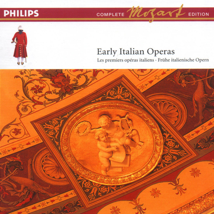 Frühe italienische Opern (Vol. 13) 0028946489022