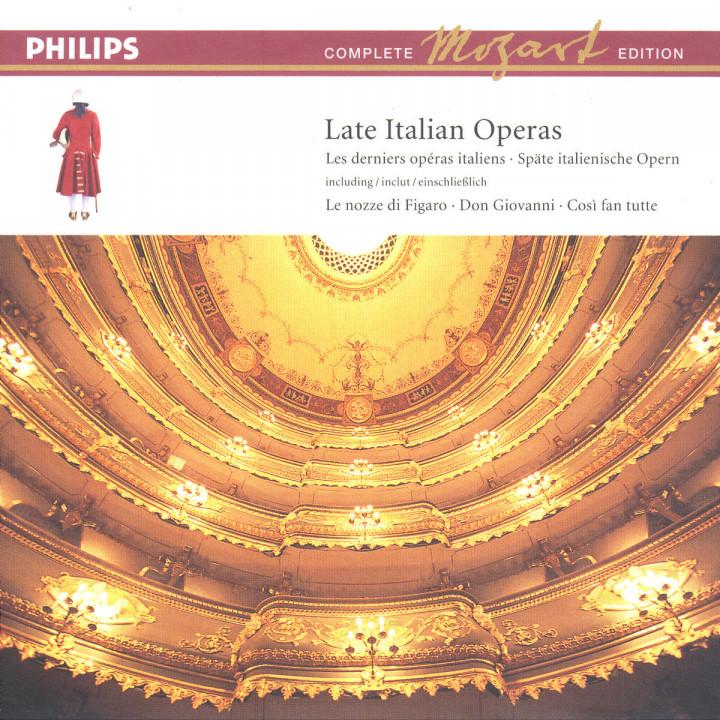 Späte italienische Opern (Vol. 15) 0028946492028