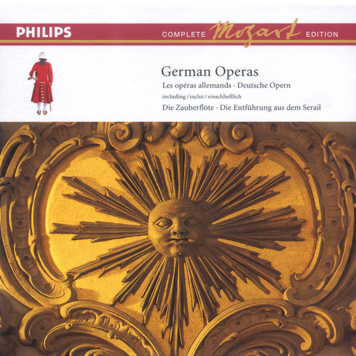 Deutsche Opern (Vol. 16) 0028946493029