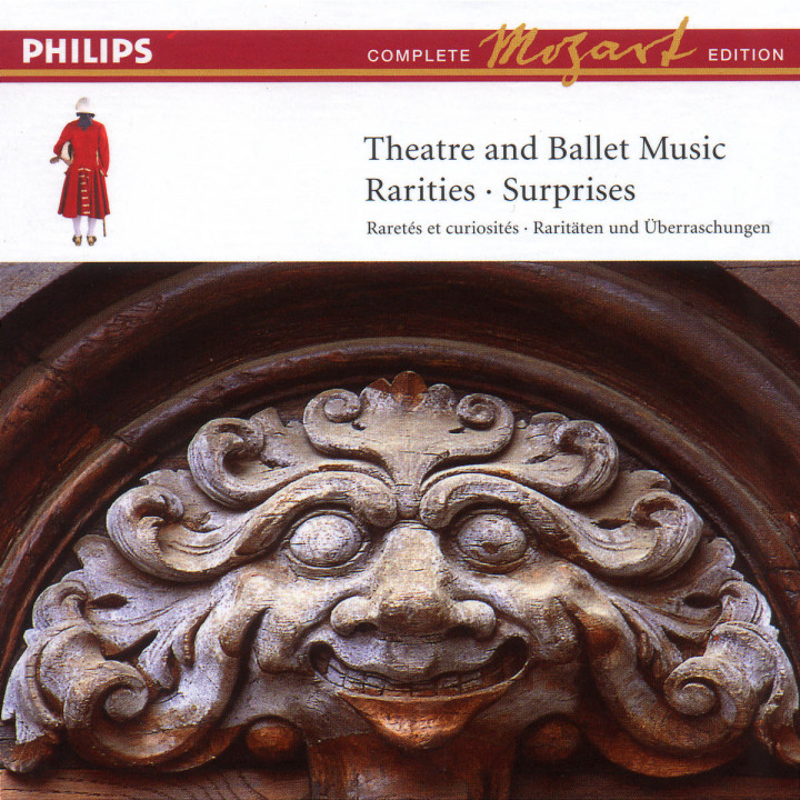 Mozart: Complete Edition Box 17: Theatre & Ballet Music 0028946494020