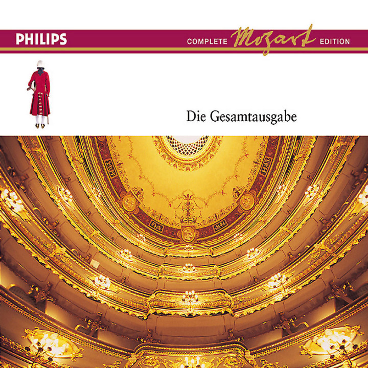 Complete Mozart Edition - Mozart Gesamtedition 0028946466023