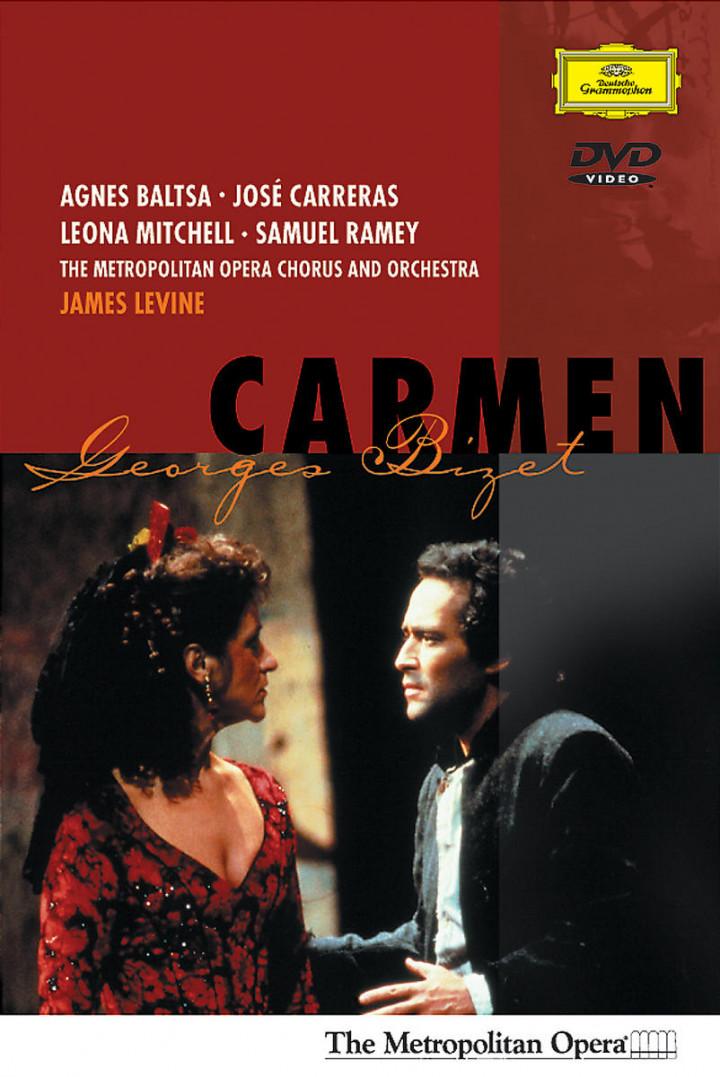 Bizet: Carmen 0044007300099