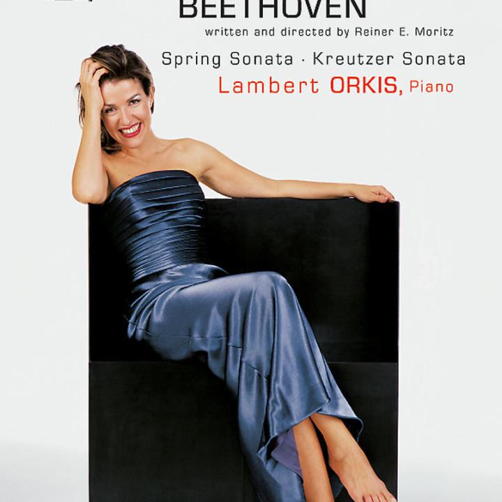 """Beethoven: Violin Sonatas No. 5 """"Spring"""" & No. 9 """"Kreutzer"""" 0044007300491"""