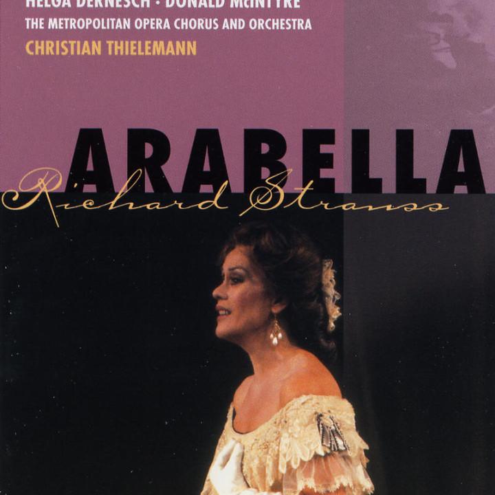Strauss, R.: Arabella 0044007300594