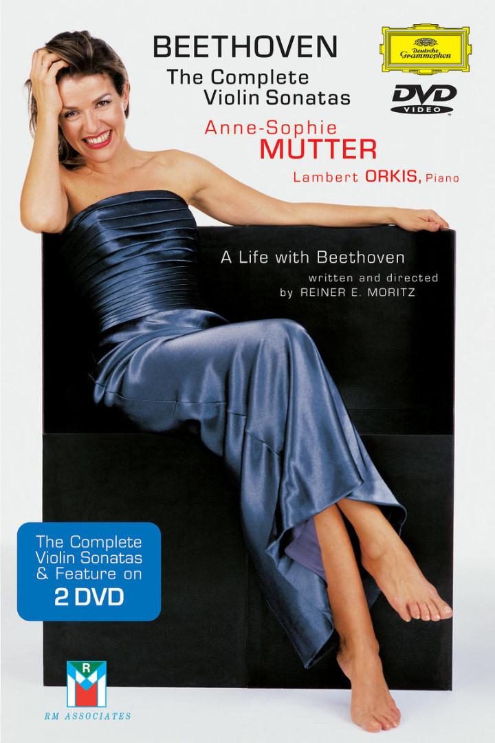 Beethoven: The Complete Violin Sonatas: 0044007301492