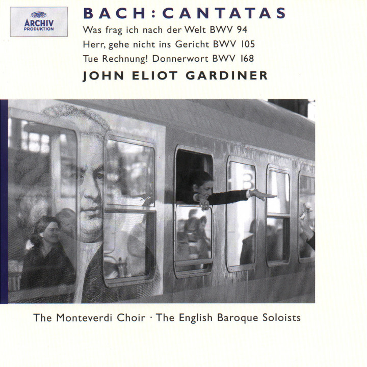 J.S. Bach: Cantatas for the 9th Sunday after Trinity 0028946359022
