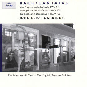 J.S. Bach: Cantatas for the 9th Sunday after Trinity, 00028946359020