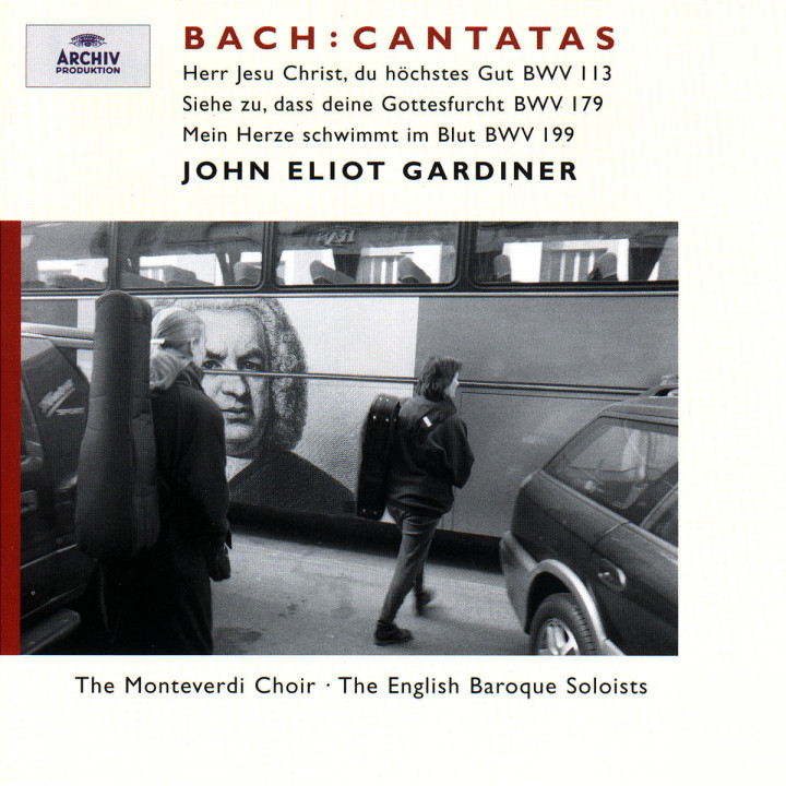J.S. Bach: Cantatas for the 11th Sunday after Trinity 0028946359125