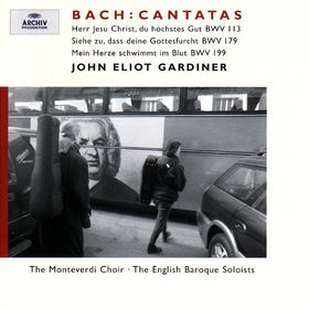 J.S. Bach: Cantatas for the 11th Sunday after Trinity, 00028946359129