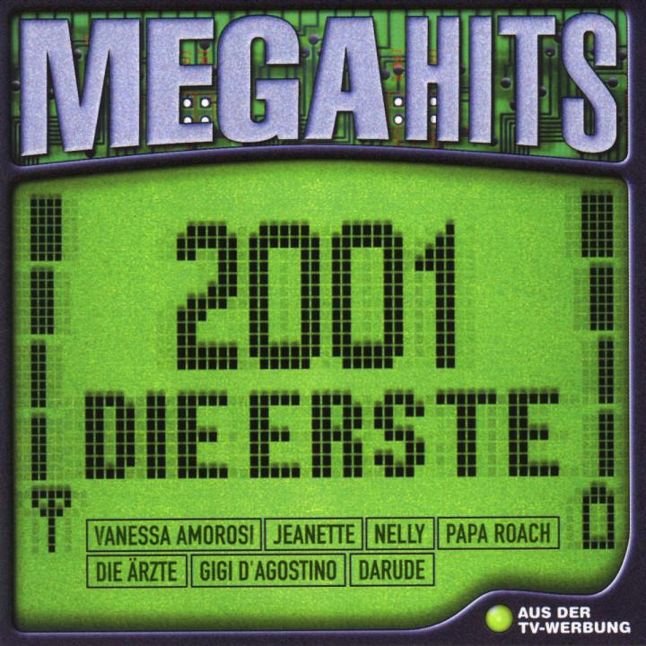 Mega Hits 2001 - Die Erste 0731456093828