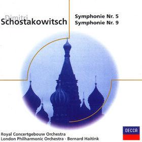 eloquence, D. Shostakovich - Symphony No.5 Opus 47 & No.9 Opus 70, 00028946774229