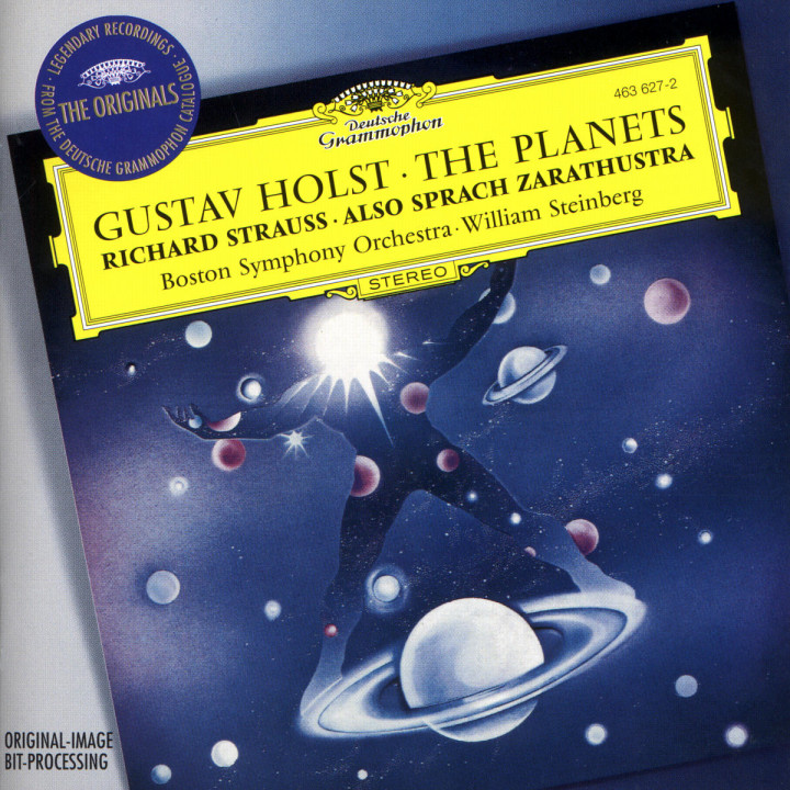 Strauss, R.: Also sprach Zarathustra / Holst: The Planets 0028946362729