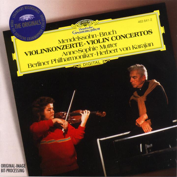 Mendelssohn / Bruch: Violin Concertos 0028946364123