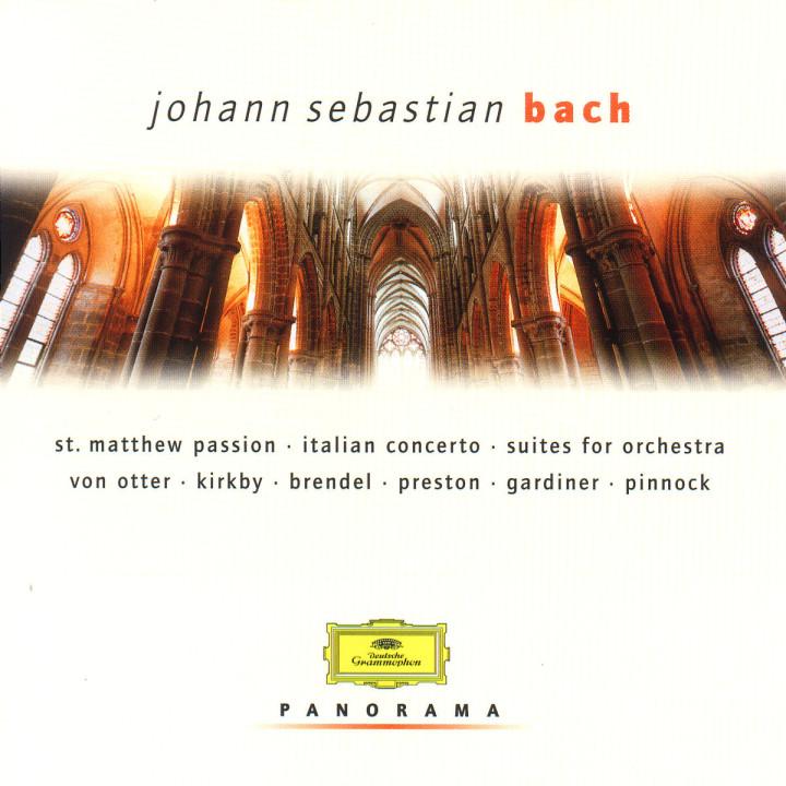 Matthäuspassion (Auszüge); Italienisches Konzert; Orchestersuite 0028946910625
