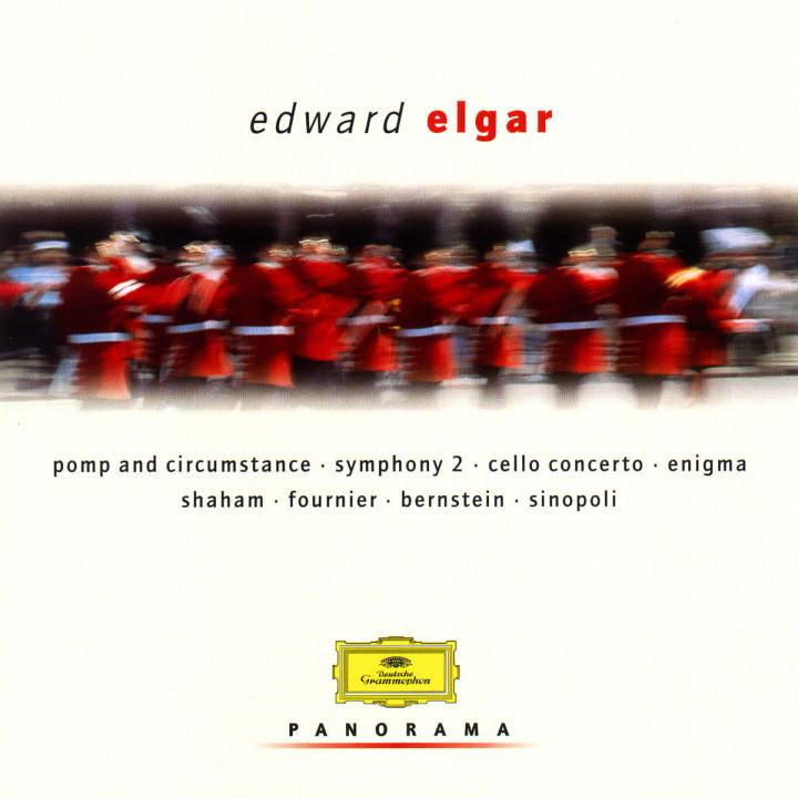Sinfonie Nr. 2; Cellokonzert; Enigma-Variationen; Pomp And Circumstance 0028946913628
