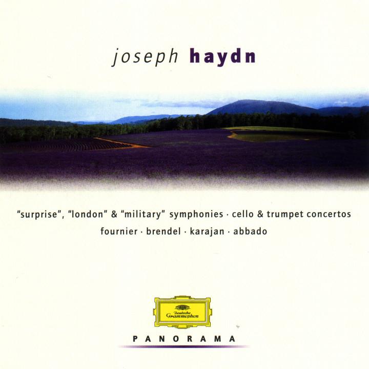 Sinfonie Nr. 94, 100 & 104; Cellokonzerte; Trompetenkonzert 0028946914825