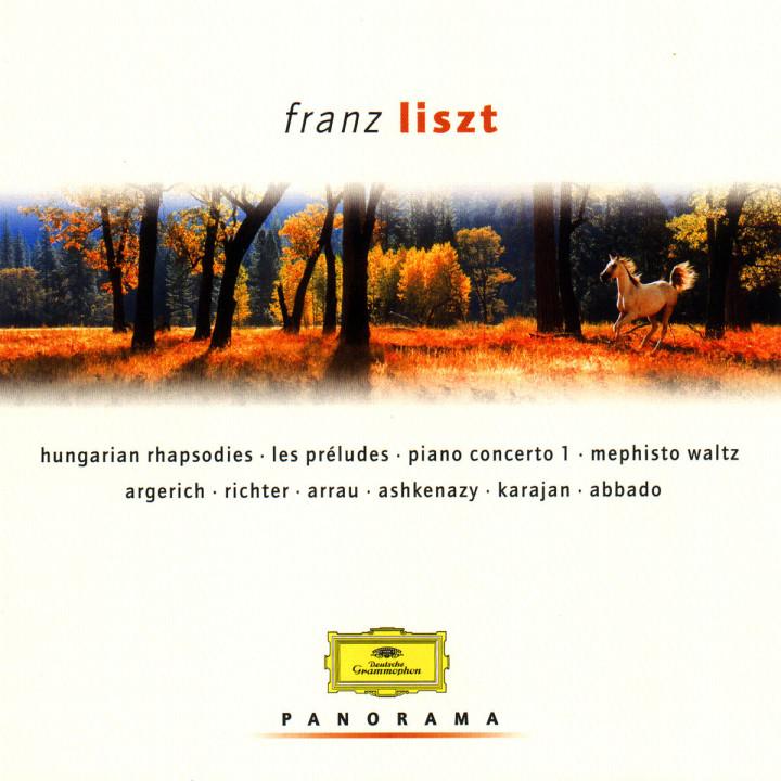 Liszt: Piano Concerto No.1; Piano Sonata in B 0028946915125