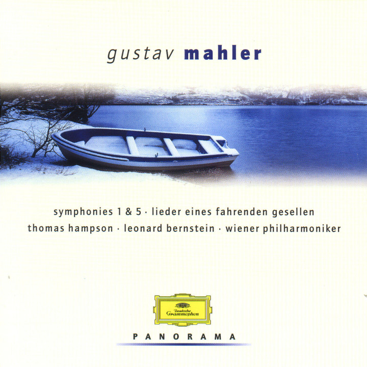 Gustav Mahler: Symphonies 1 & 5 etc. 0028946915424