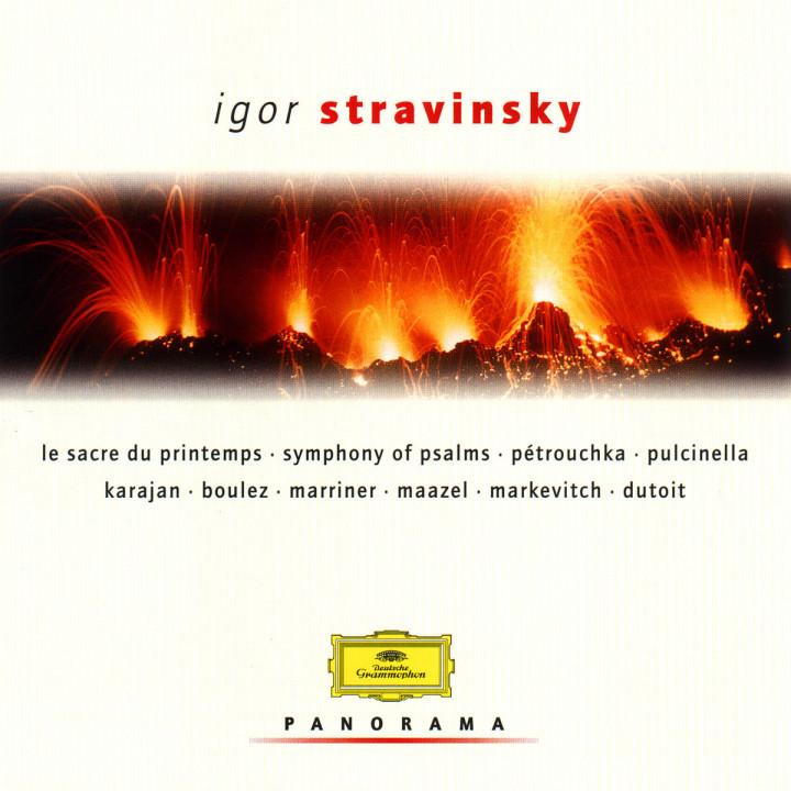 Stravinsky: Firebird; Pétrouchka etc. 0028946920525