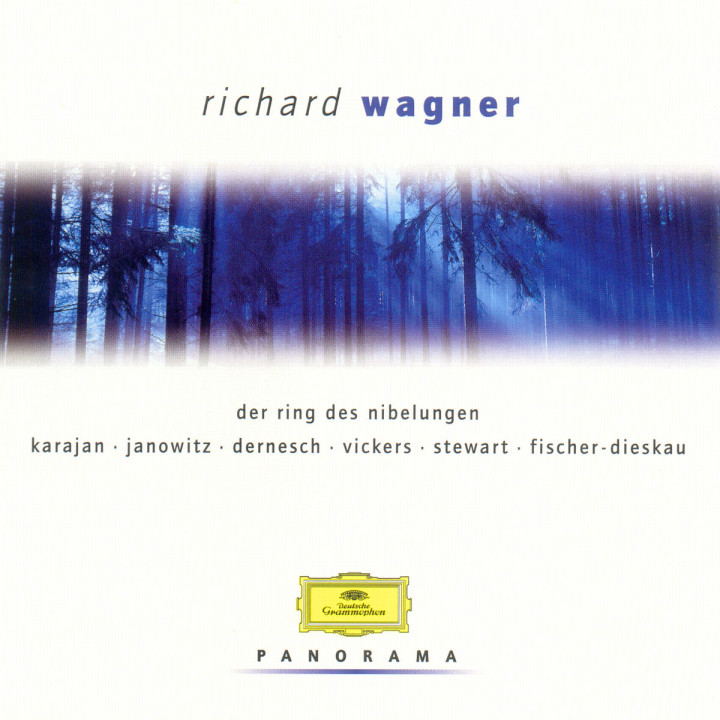 Wagner: The Ring of the Nibelung (Highlights) 0028946922321
