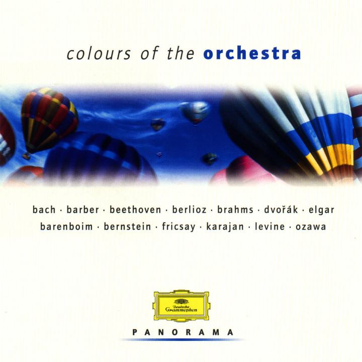 Colours Of The Orchestra 0028946923827