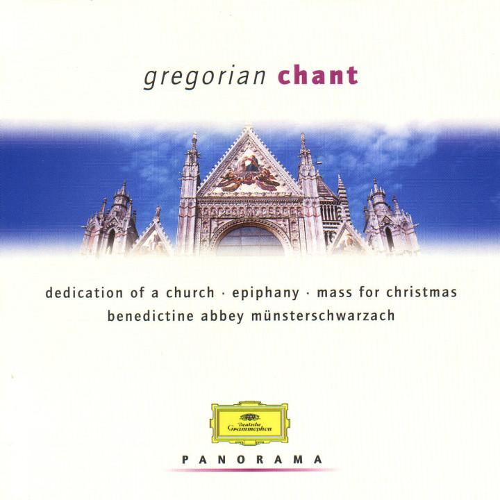 Gregorianischer Choral 0028946924127