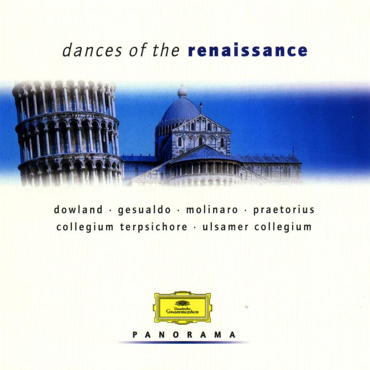 Tänze der Renaissance 0028946924426