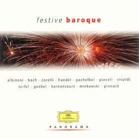 Johann Sebastian Bach, Festliches Barock, 00028946924723