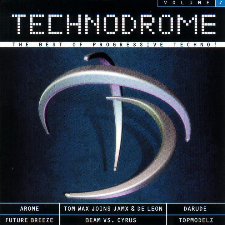 Technodrome (Vol. 7) 0731452009320