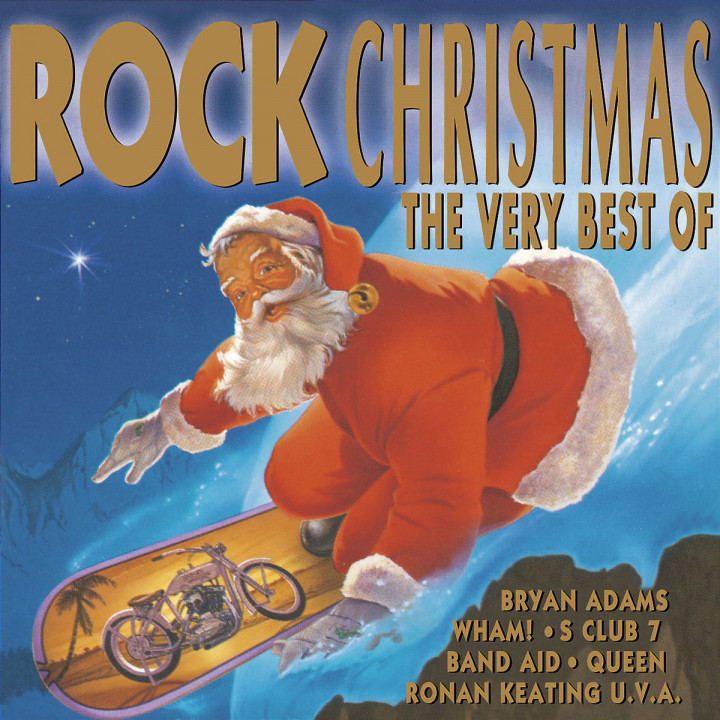 Rock Christmas The Very Best Of 0731456044422