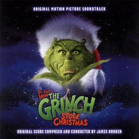 James Horner, Dr. Seuss' How The Grinch Stole Christmas - original motion picture soundtrack, 00000094907650