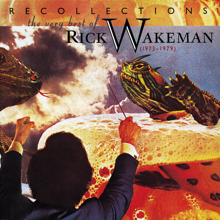 The Very Best Of Rick Wakeman 94907742